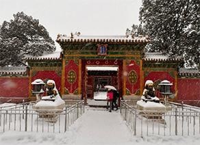 【专辑】游北京三大最佳观雪圣地