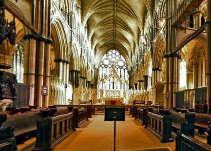 英国林肯大教堂