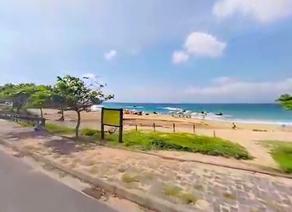 台湾行之垦丁海边