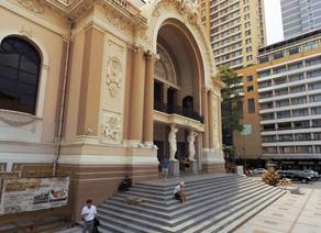 越南胡志明市西贡歌剧院