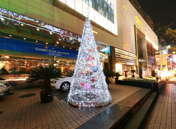 上海金鹰国际购物中心