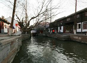 上海朱家角古镇2