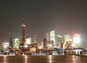 上海徐家汇(视频动景)