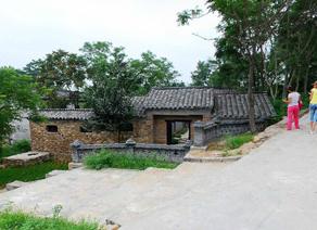 山东竹泉村旅游渡假区(一)