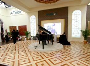 2009第11届地面材料及铺装技术展