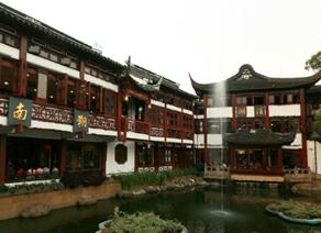 奇秀甲江南——上海豫园