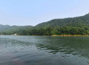 湖南省长沙市石燕湖