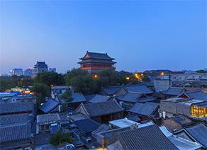 北京什刹海