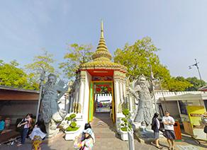 泰国·卧佛寺