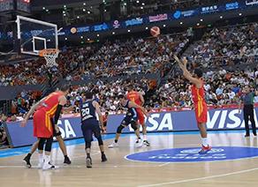 2019国际男篮热身赛(第二场)