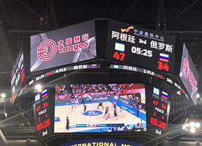 【视频】2019国际男篮热身赛