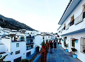 西班牙·米哈斯小镇