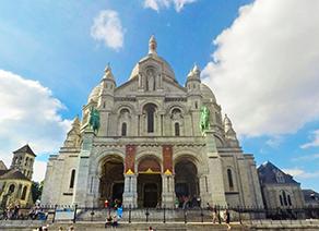 法国·圣心大教堂